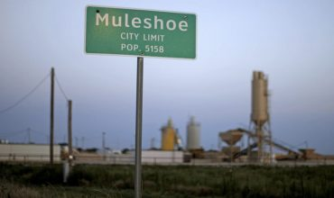 What can a cloud in Muleshoe make?
