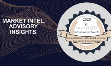 Compass Intelligence Announces the Award Winners of The 2020 IoT Innovator Awards